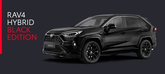 RAV4 Hybrid Black Edition
